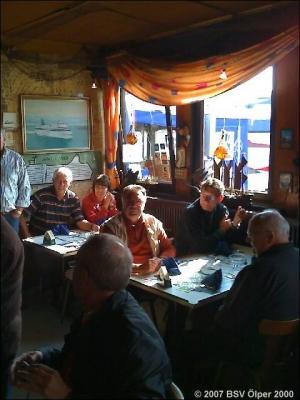 Bilder der Fahrt 2007 Bremerhaven
