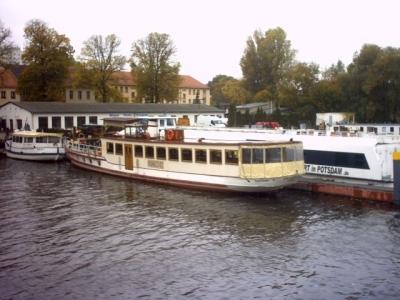 Potsdamfahrt